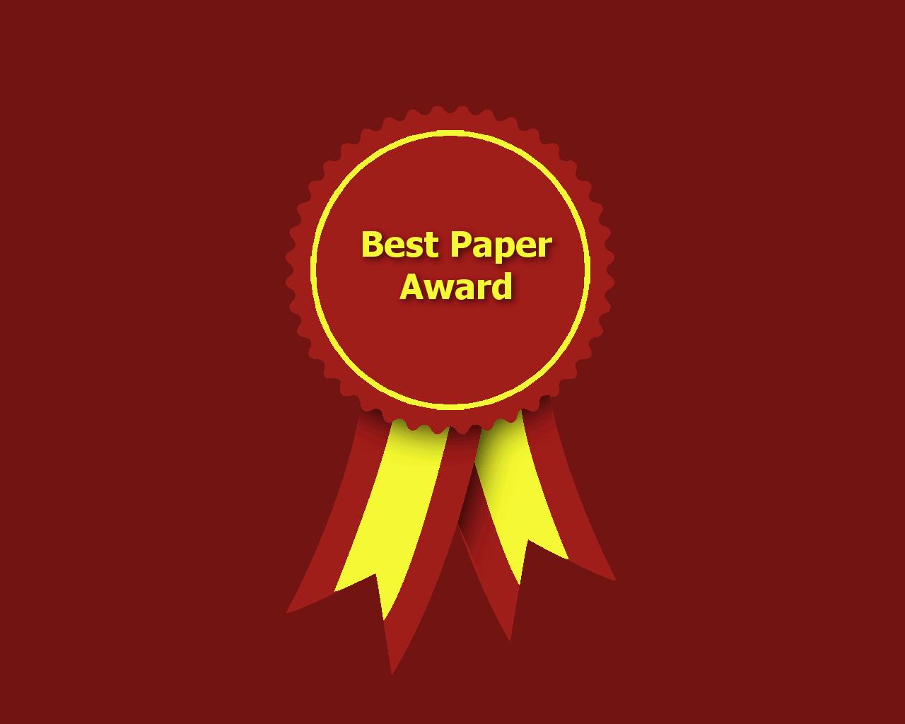 BestPaperAward.png